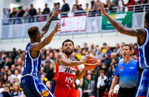 Gallery: Bristol Flyers 74-71 Glasgow Rocks