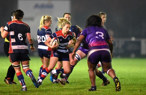 Gallery: Bristol Ladies 8-12 Loughborough Lightning