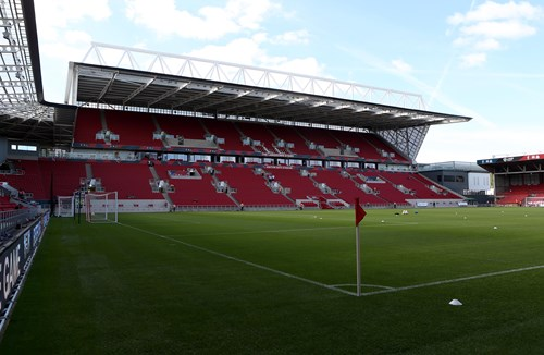 Complete your degree at Ashton Gate