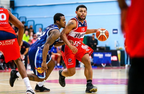 Highlights: Bristol Flyers 74-71 Glasgow Rocks