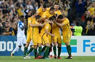 Wright's Socceroos are heading to Russia