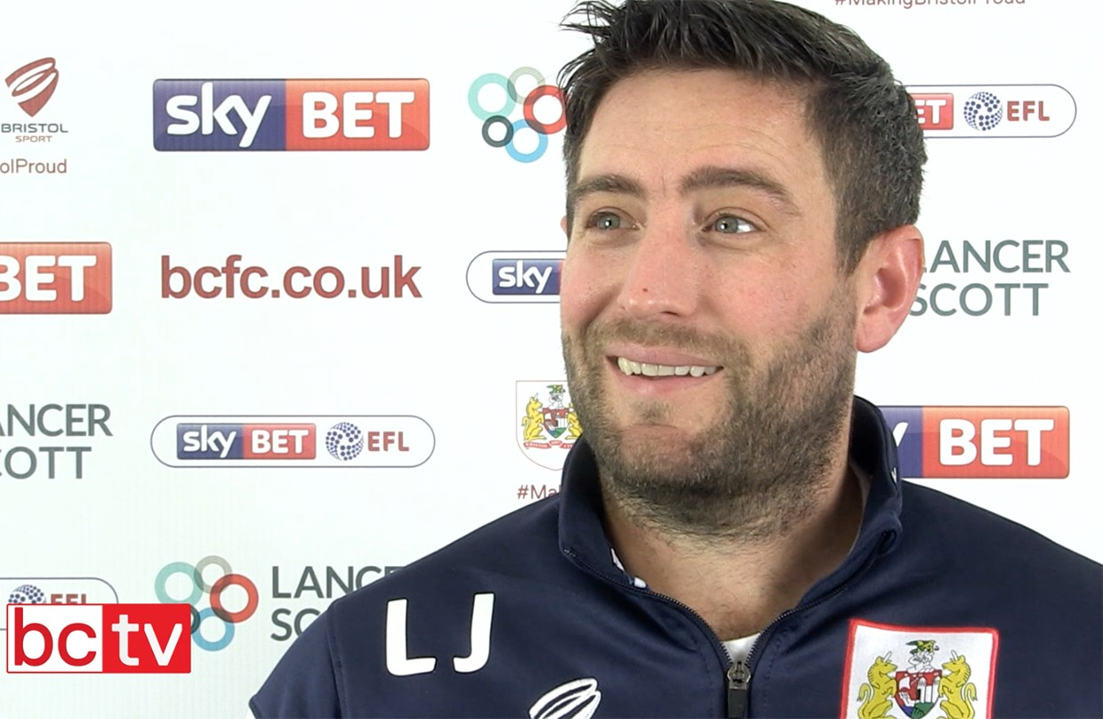 Video: Lee Johnson Pre-Sheffield Wednesday away thumbnail