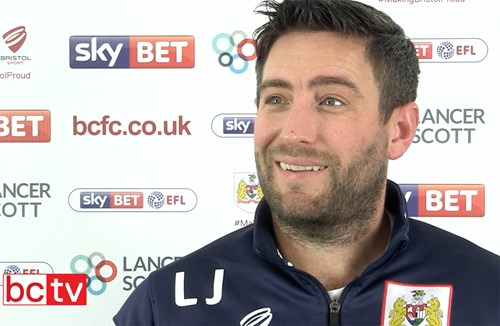 Video: Lee Johnson Pre-Sheffield Wednesday away