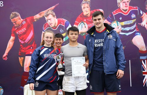 Gallery: Bristol Rugby support inaugural British Sports Festival