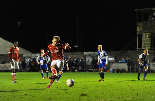 Report: Bristol City U23s 3-2 Bristol Rovers U23s