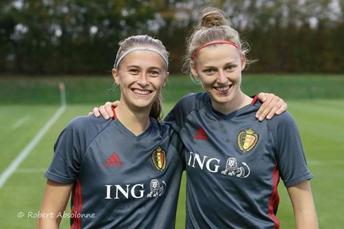 Biesmans and Daniels selected for Belgium training camp
