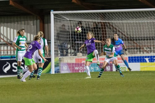 Video: Olivia Fergusson Post-Yeovil Town Ladies
