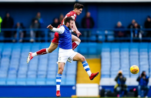 Gallery: Sheffield Wednesday 0-0 Bristol City