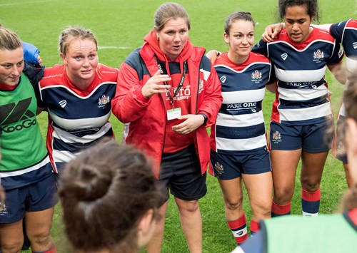 Kim Oliver appointed head coach of Bristol Ladies