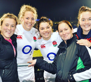 Reed and Mattinson feature as Red Roses thrash Canada at Allianz Park