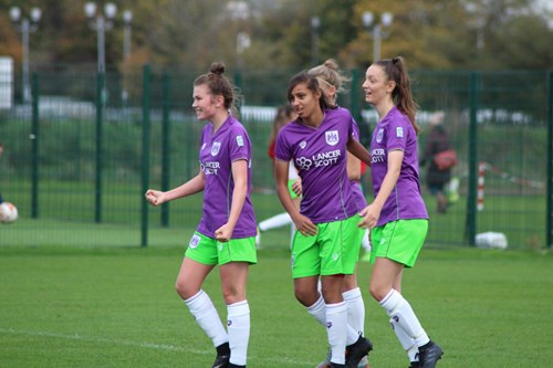 Report: Bristol City Women development squad 5-1 Yeovil Town Ladies