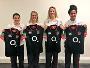 Bristol Ladies quartet help Red Roses to eight-try victory over Canada