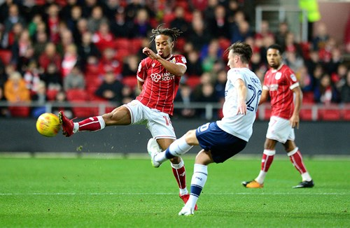 Highlights: Bristol City 1-2 Preston North End