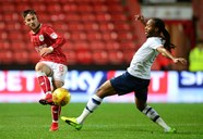 Gallery: Bristol City 1-2 Preston North End