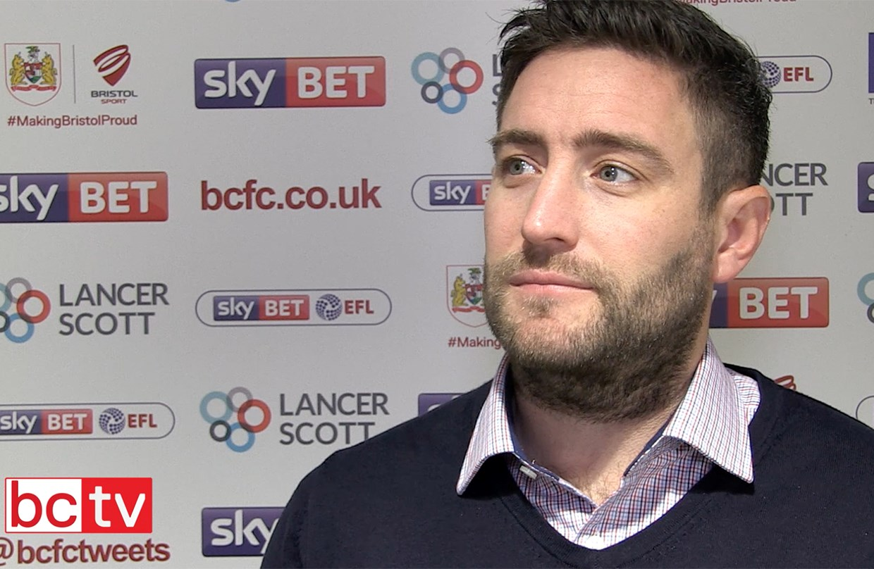 Video: Lee Johnson Post-Preston North End home thumbnail