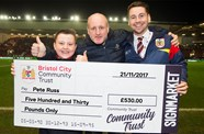 Preston North End 50/50 Matchday Draw winners