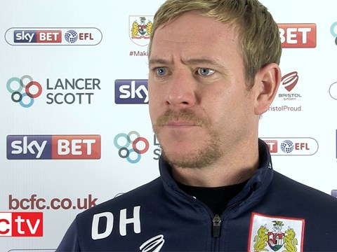 Video: Dean Holden Pre-Hull City away