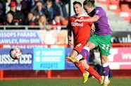 Ayling Enjoys Crawley Double