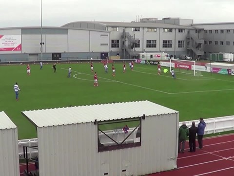 Highlights: Bristol City Under-23s 1-1 QPR Under-23s