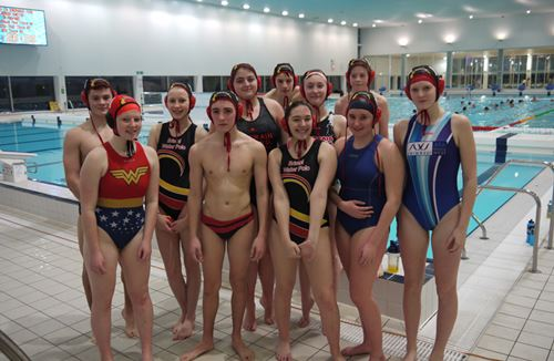 Report: Bristol Central Water Polo 3-4 Manchester City