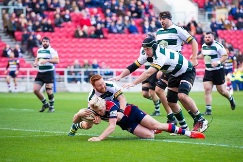 Video: Bristol Rugby 50-21 Nottingham