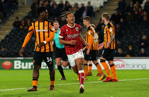 Gallery: Hull City 2-3 Bristol City