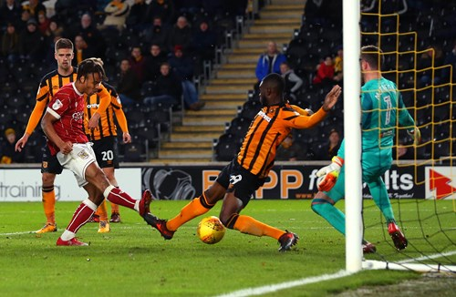 Report: Hull City 2-3 Bristol City