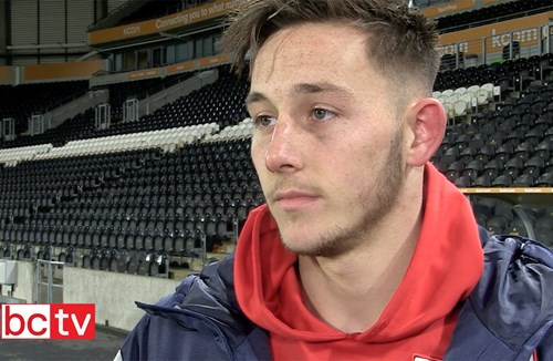 Video: Josh Brownhill Post-Hull City away