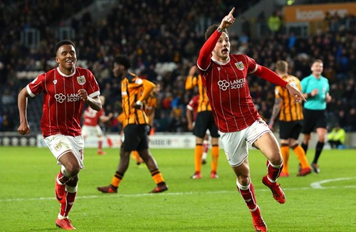Highlights: Hull City 2-3 Bristol City