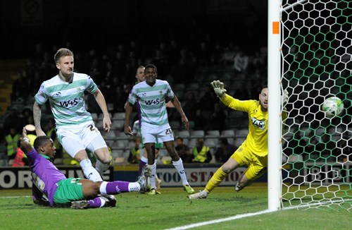 Report: Yeovil Town 0-3 Bristol City