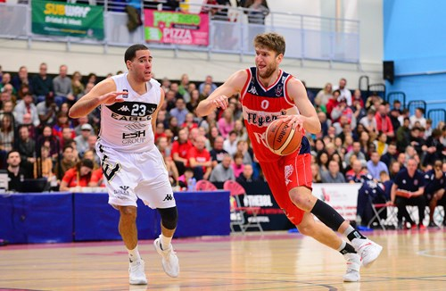 Report: Bristol Flyers 57-86 Newcastle Eagles