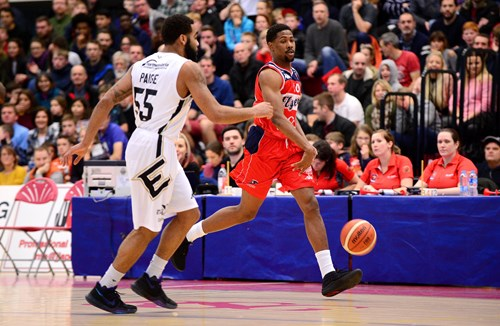 Gallery: Bristol Flyers 57-86 Newcastle Eagles