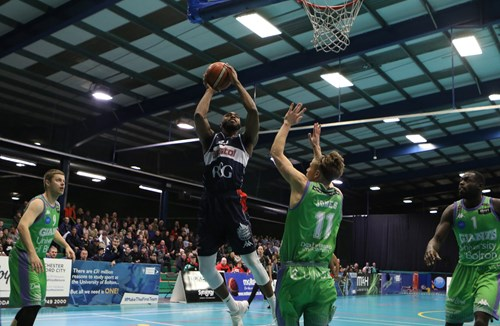 Report: Manchester Giants 74-97 Bristol Flyers