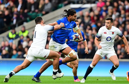 International round-up: Vui scores at Twickenham, narrow wins for Piutau and Nemsadze