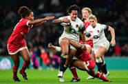 Tuima starts as Red Roses complete series whitewash over Canada at Twickenham