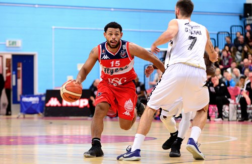 Highlights: Bristol Flyers 57-86 Newcastle Eagles