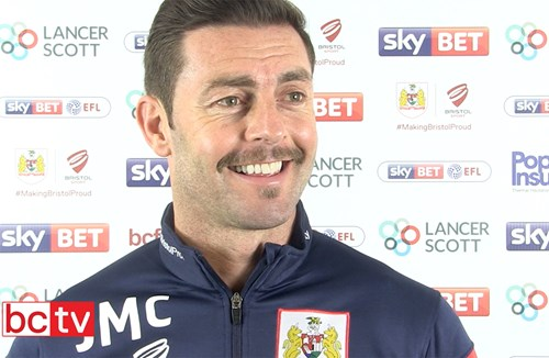 Video: Jamie McAllister Pre-Middlesbrough home