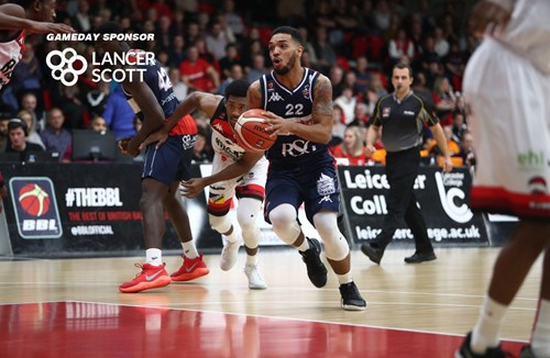 Preview » Bristol Flyers v Leicester Riders