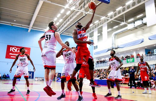 Report: Bristol Flyers 77-82 Leicester Riders