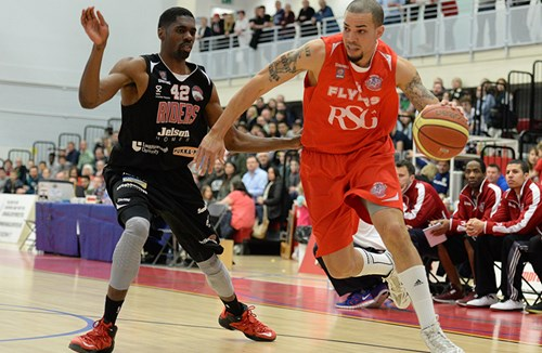 Report: Bristol Flyers 68-81 Leicester Riders