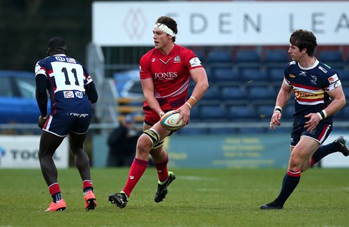 Gallery: Doncaster Knights 18-38 Bristol Rugby