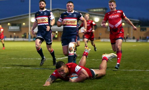 Video: Doncaster Knights 18-38 Bristol Rugby