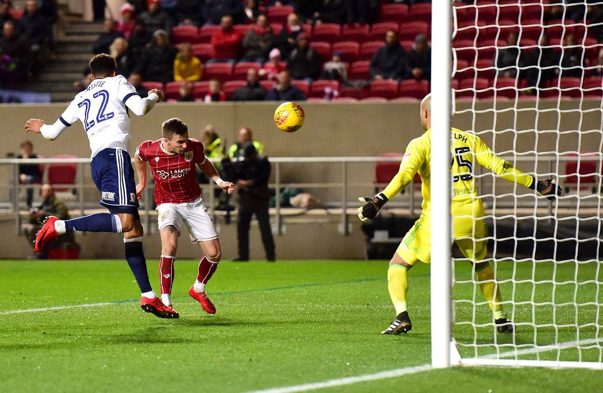 Extended: Bristol City 2-1 Middlesbrough thumbnail