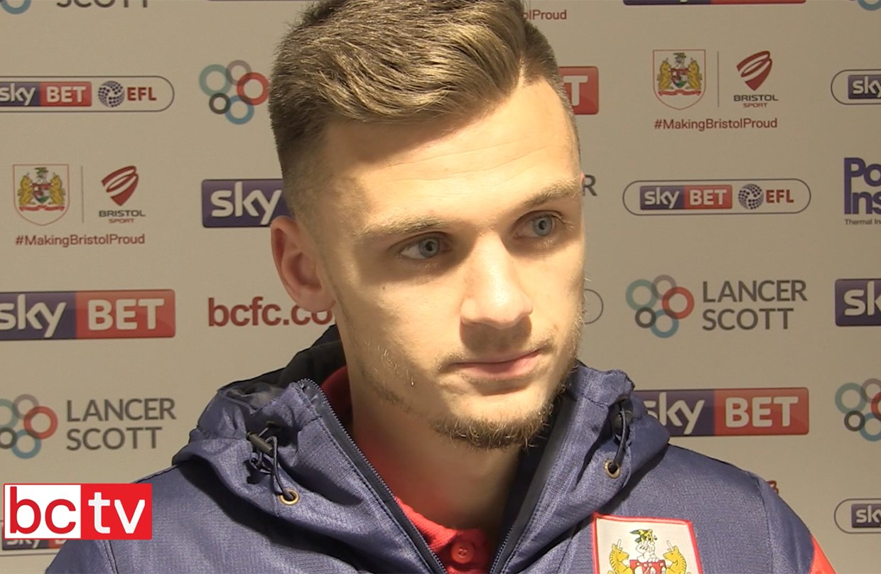 Video: Jamie Paterson Post-Middlesbrough home thumbnail