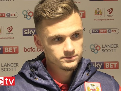 Video: Jamie Paterson Post-Middlesbrough home