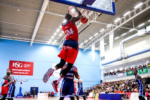 Bristol Flyers 'Top 5' plays of the month - November 2017