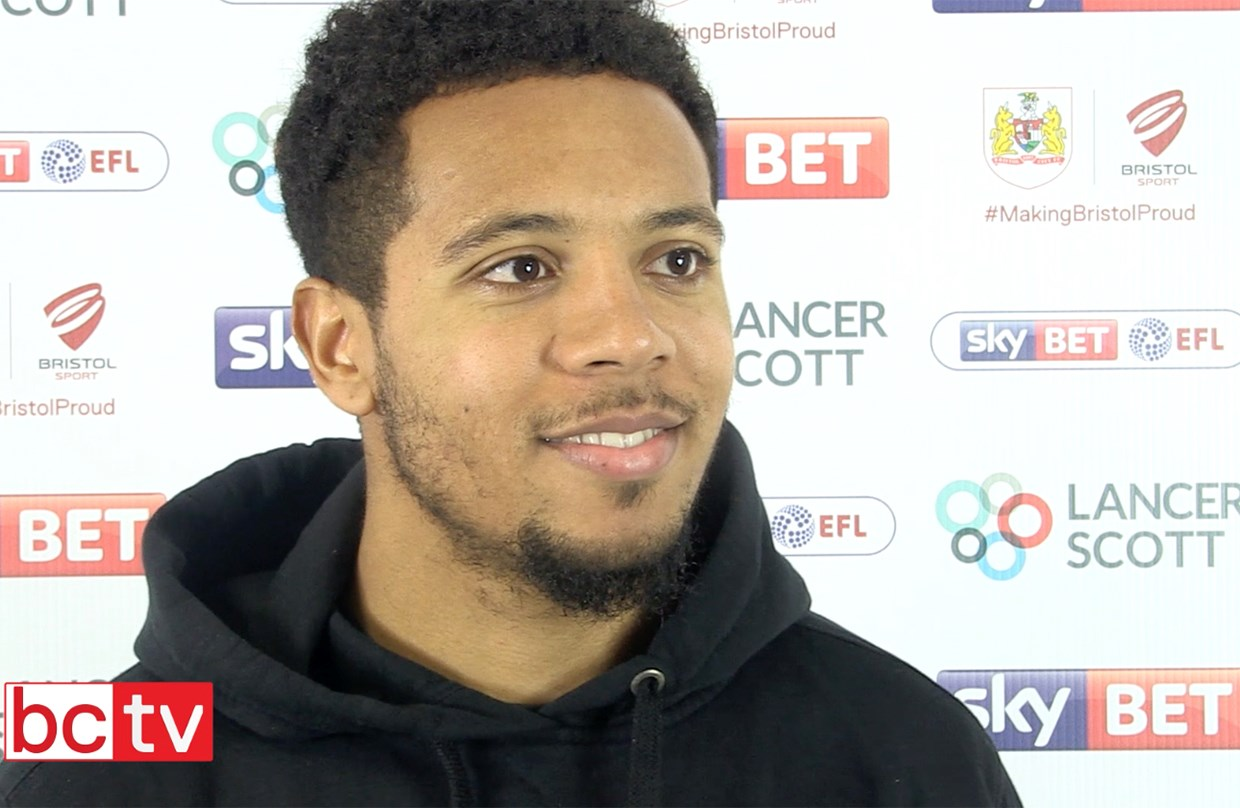 Video: Korey Smith Pre-Sheffield United away thumbnail