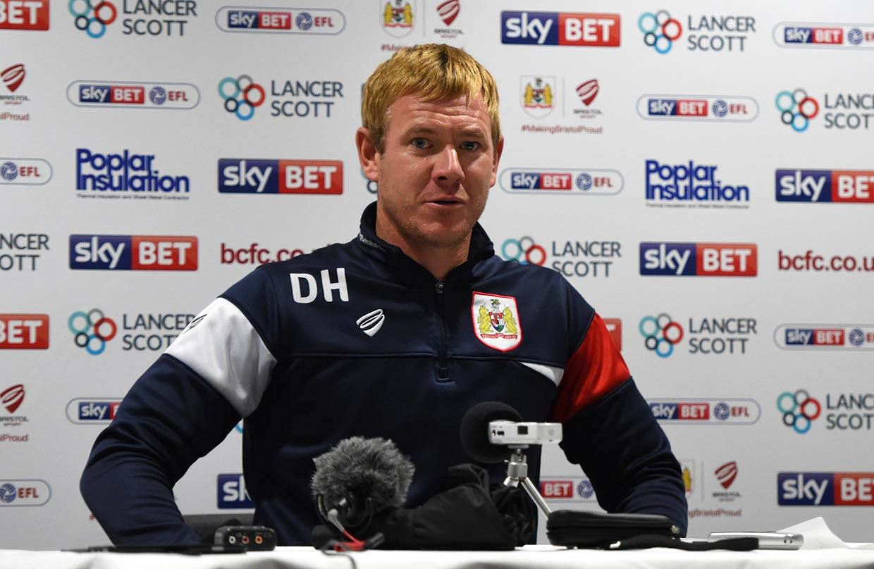 Audio: Dean Holden Pre-Sheffield United away press conference thumbnail
