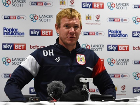 Audio: Dean Holden Pre-Sheffield United away press conference