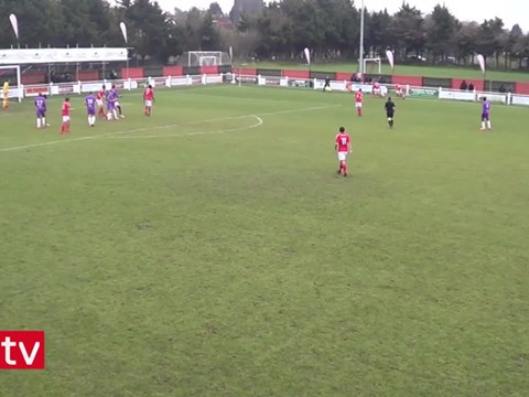 Highlights: Charlton Athletic Under-23s 0-1 Bristol City Under-23s